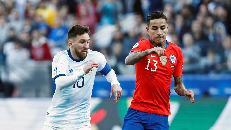ARGENTINA vs CHILE Gratis En Vivo Online Eliminatorias Qatar 2022
