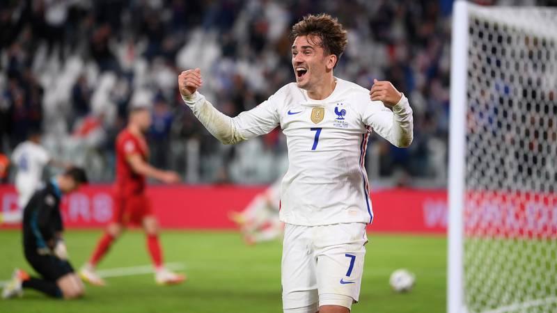 ¡Gracias por el fútbol! Francia eliminó a Bélgica, en el mejor partido del año