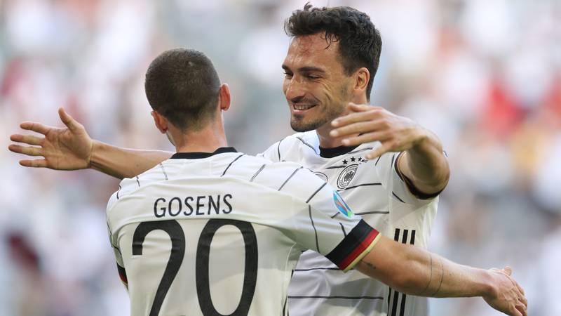 VIDEO | Goles de Alemania 4-2 Portugal EURO 2020 (Grupo F)