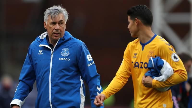 ¿Quién reemplazará a Ancelotti en el Everton? La danza de nombres