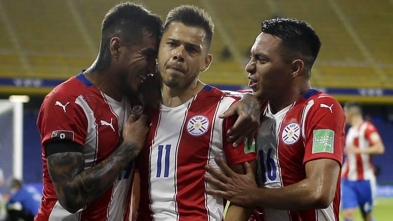 Lista Oficial de Paraguay para la Copa América 2021