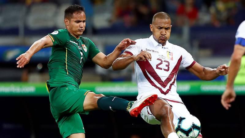 BOLIVIA vs VENEZUELA Gratis En Vivo Online Eliminatorias Qatar 2022