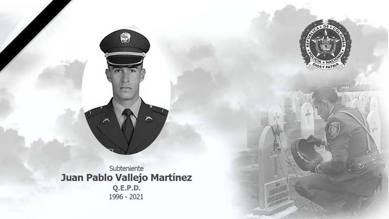 Subteniente Juan Pablo Vallejo