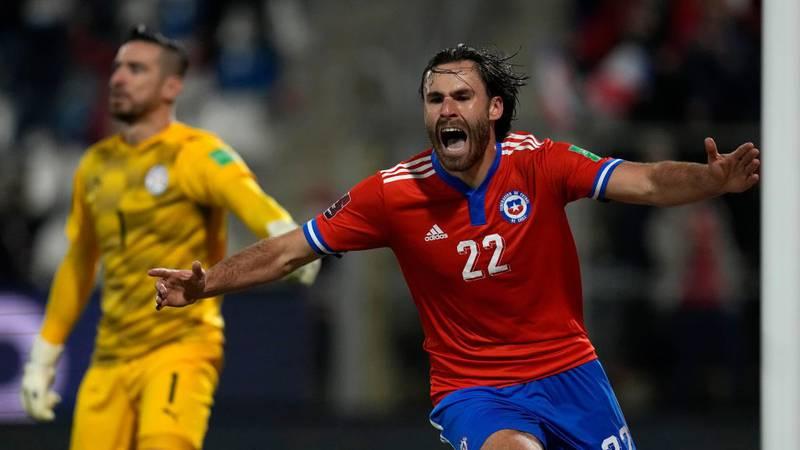 Chile volvió a la vida, le ganó a Paraguay y aún sueña con ir a Catar 2022