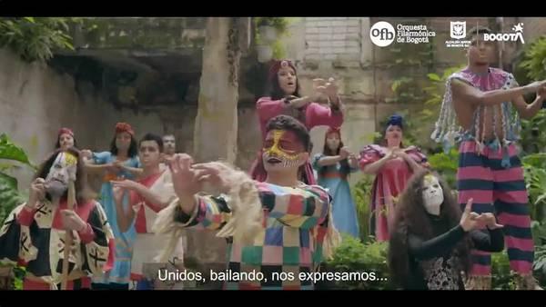 'Zarzuela para sordos y oyentes', obra inclusiva que ganó beca de la Orquesta Filarmónica de Bogotá