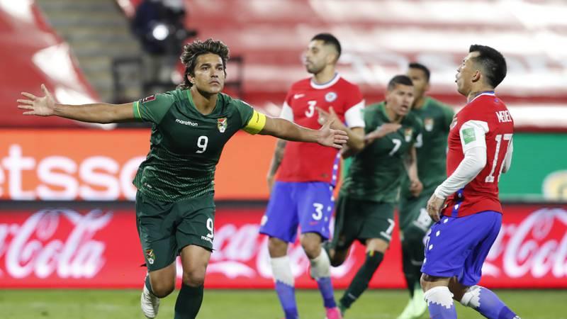Video de los goles Chile vs Bolivia Eliminatorias Catar 2022