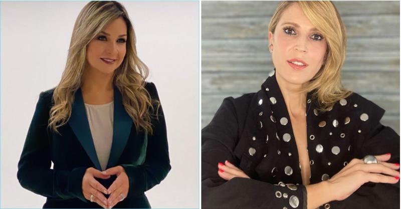 Vicky Dávila defendió a Alejandra Azcárate, pero le recordaron sus propios escándalos