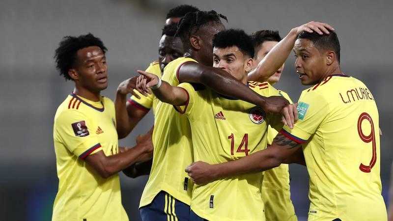 Tabla de Posiciones Eliminatorias Sudamericanas Qatar 2022 (Fecha 6)