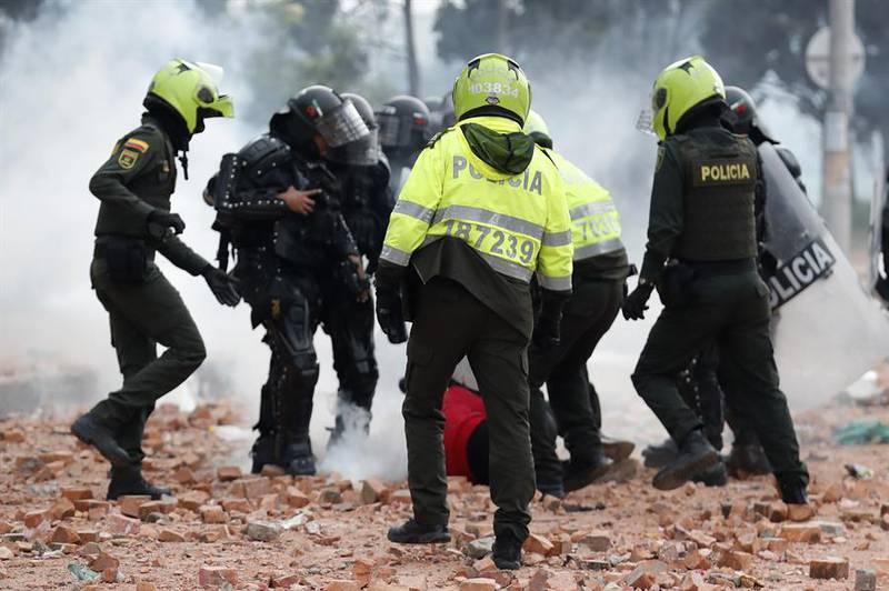 Abuso policial- REFERENCIA EFE