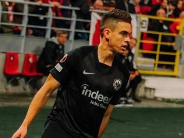 ¡La tercera es la vencida! Primer gol de Santos Borré en la Europa League