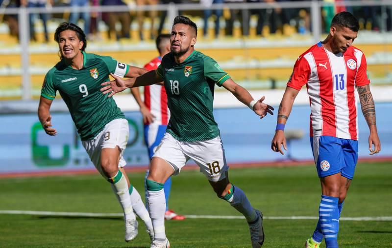 Bolivia le dio otra mano a Colombia y frenó a Paraguay, nuestro escolta