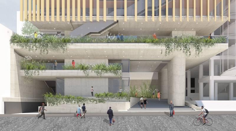 Así será el nuevo edificio de la Universidad Distrital