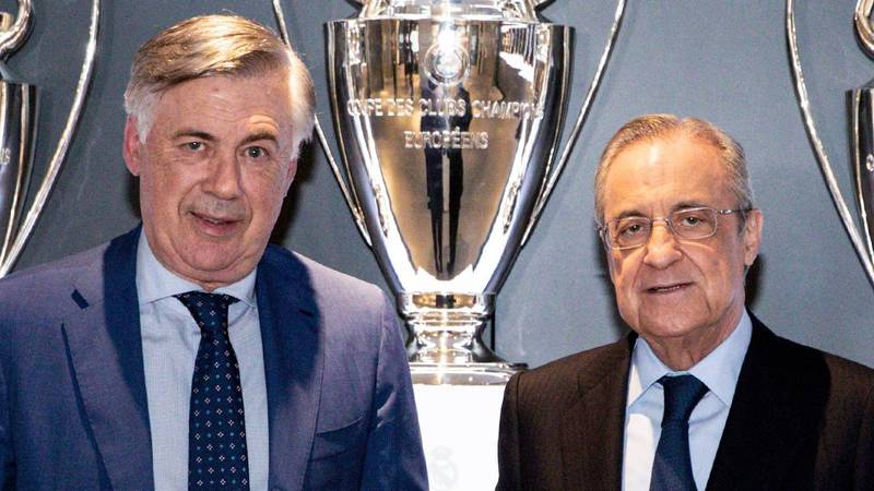 ¡Dijo de todo! En su presentación, Ancelotti habló de Hazard, Bale y Ramos