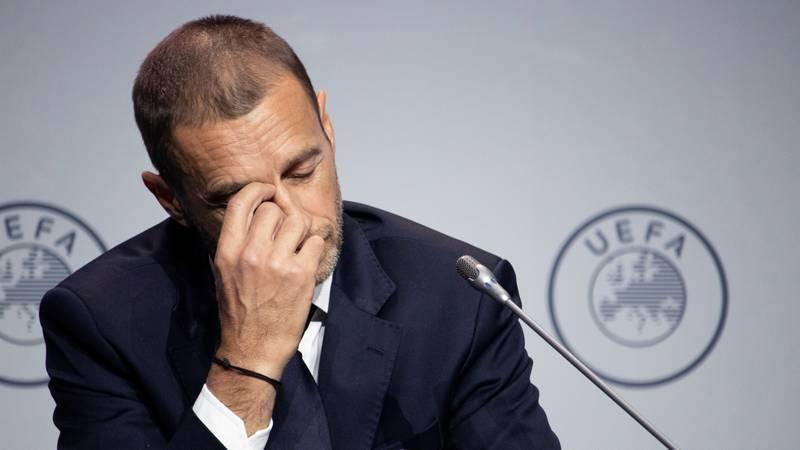 Justicia ordena a UEFA no castigar a Madrid, Juve y Barça por la Superliga