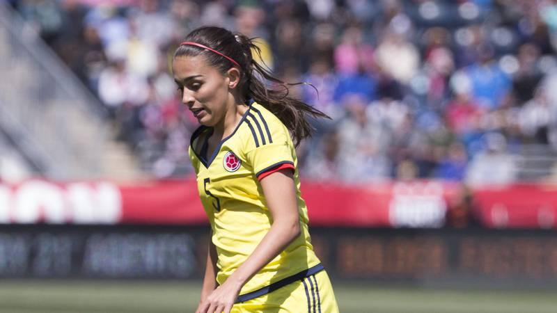 Isabella Echeverri, figura de la Selección Colombia, sufre grave lesión
