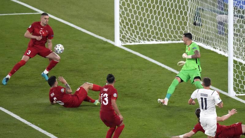 VIDEO | Insólito: el primer gol de la Eurocopa 2020 fue en contra