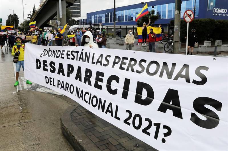 Protestas- EFE