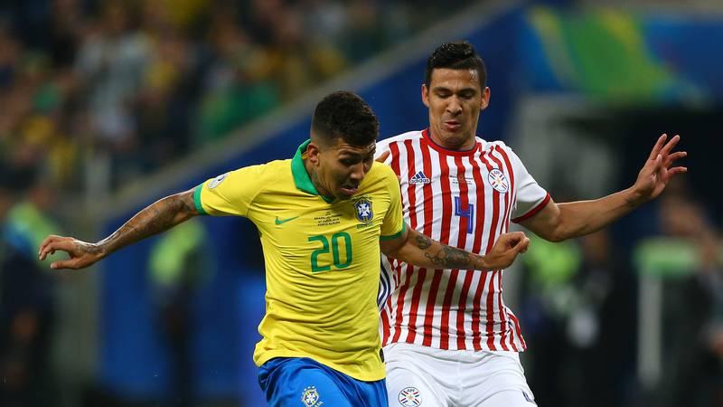 PARAGUAY vs BRASIL Gratis En Vivo Online Eliminatorias Qatar 2022
