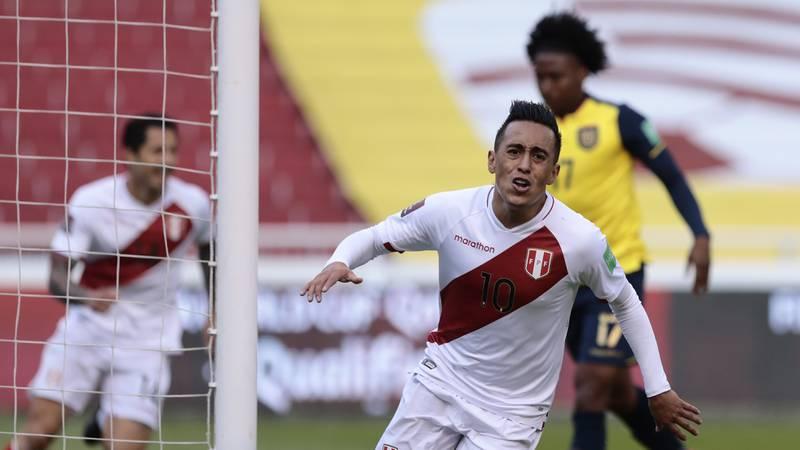 Video de los goles de Ecuador vs Perú Eliminatorias Catar 2022