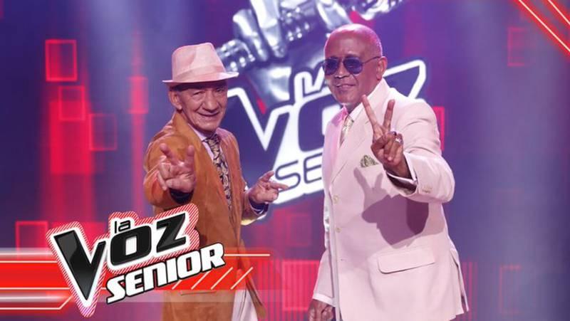 'La Voz Senior'