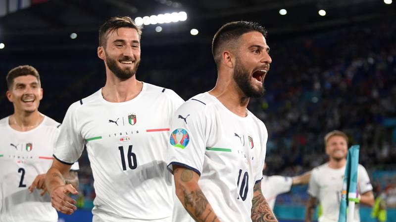 VIDEO   Goles de Turquía 0-3 Italia en la Eurocopa 2020 (Grupo A)