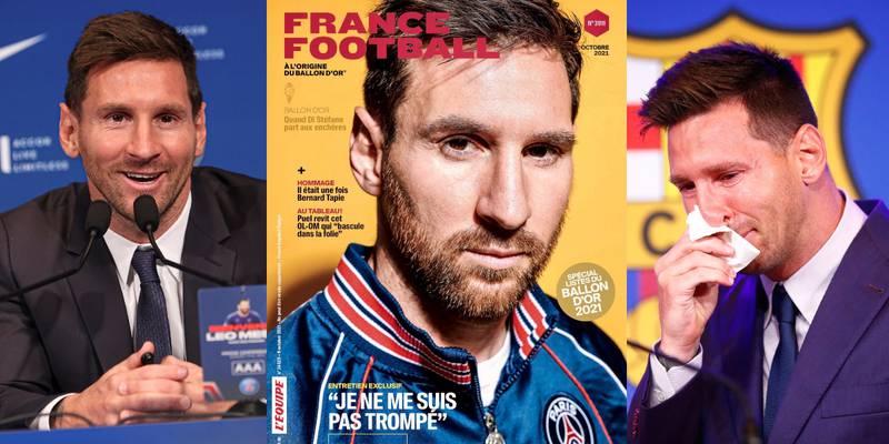 'No me equivoqué', Messi atiza la herida de Barcelona