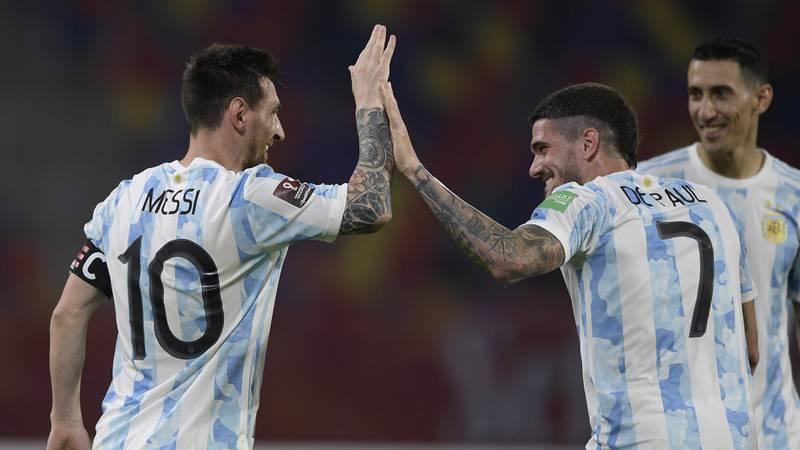 Lista Oficial de Argentina para la Copa América 2021