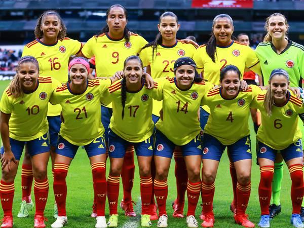 ¡Se logró! ¡Colombia será la sede de la Copa América Femenina 2022!