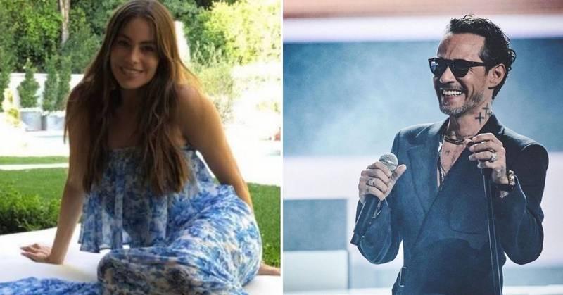 Sofía Vergara y Marc Anthony estarán juntos en película animada