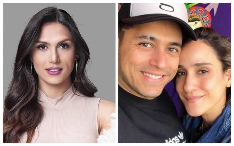 Isabella Santiago y Santiago Alarcón