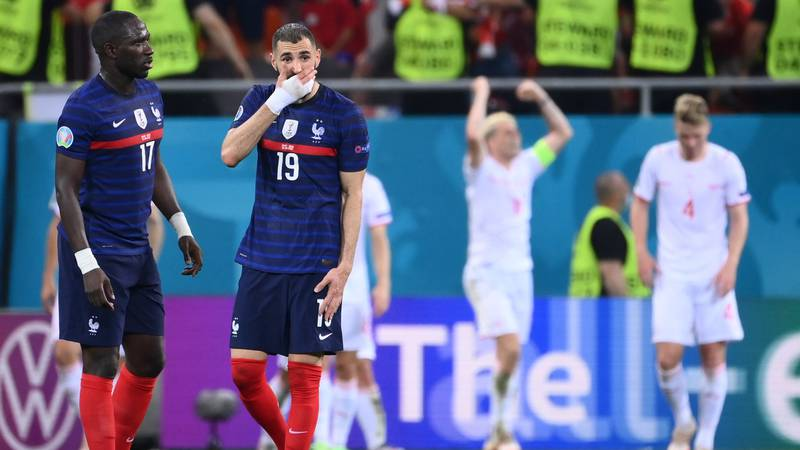VIDEO | Goles de Francia 3-3 Suiza EURO 2020 (Octavos de final)
