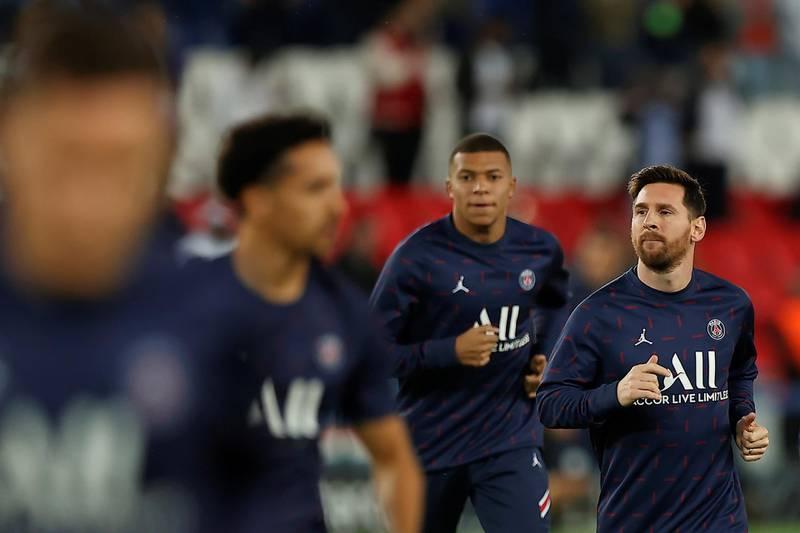 Mbappé dice que Messi 'es una cosa increíble', pero que su inspiración es Cristiano Ronaldo